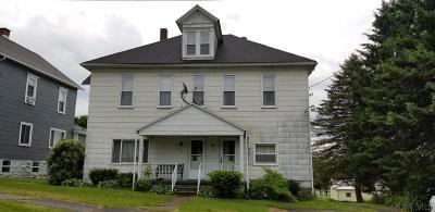 Multi Family Home For Sale: 213-215 Somerset Street