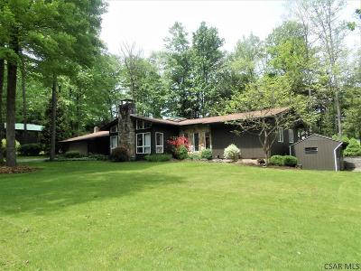 Single Family Home For Sale: 137 East Fairway