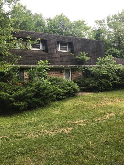 Single Family Home For Sale: 420 N Franklin Avenue