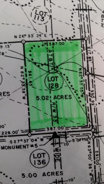 Residential Lots & Land For Sale: Lot 128 Tower Rd.