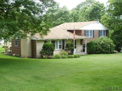 Single Family Home For Sale: 609 Sechler Road