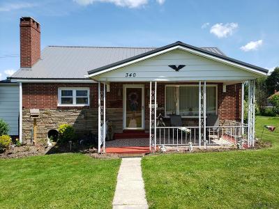 Single Family Home For Sale: 340 Lambert Street
