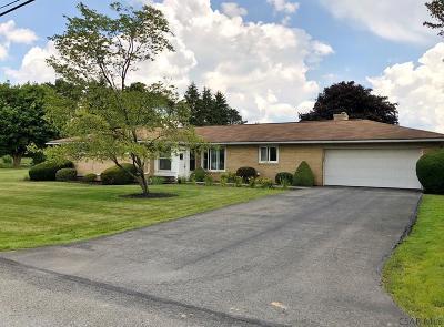 Single Family Home For Sale: 184 Ridge Road