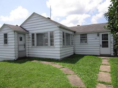 Single Family Home For Sale: 1737 Pitt St