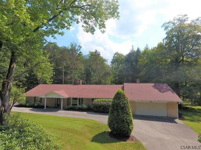 Somerset  Single Family Home For Sale: 257 Hickory Hollow Road