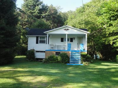 Meyersdale PA Single Family Home For Sale: $55,000
