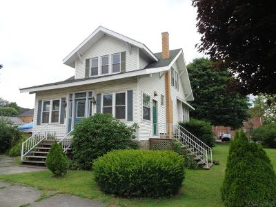 Single Family Home For Sale: 237 Central Avenue