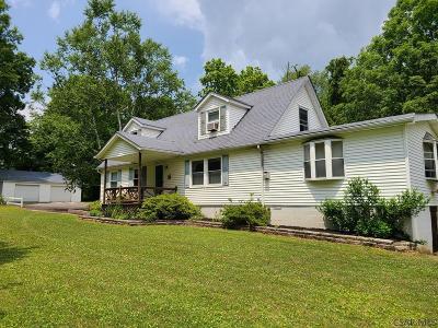 Single Family Home For Sale: 1290 Pitt Street