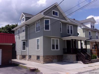 Single Family Home For Sale: 115 N Rosina
