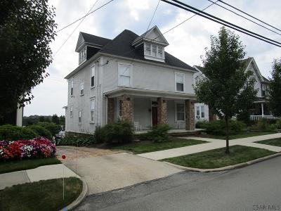 Single Family Home For Sale: 531 W Main St