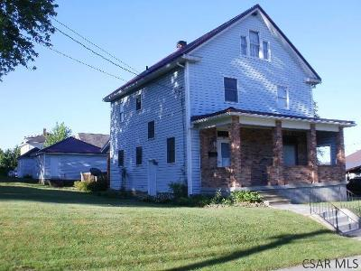 Single Family Home For Sale: 339 W Church Street
