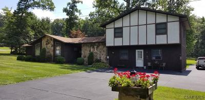 Multi Family Home For Sale: 279 Stepping Stone Road