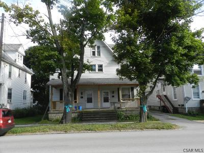Multi Family Home For Sale: 412-414 W Main St