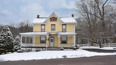 Single Family Home For Sale: 156 Rockdale Rd