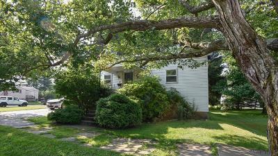 Multi Family Home For Sale: 305-307 W Garrett St
