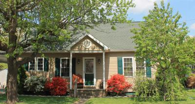 Bloomsburg PA Single Family Home Sold: $115,500