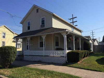 Single Family Home : 410 Walnut St