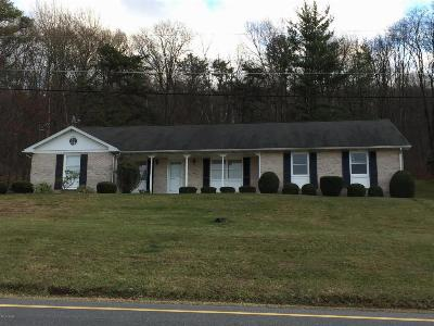 Single Family Home SOLD: 1125 Bear Gap Rd