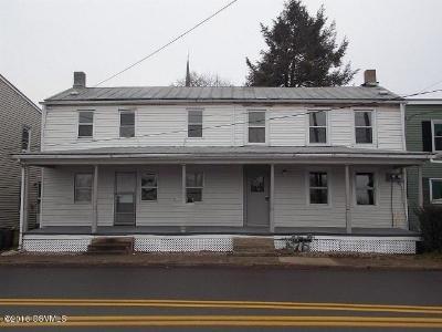 Danville Multi Family Home For Sale: 221-223 Walnut St