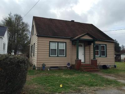Single Family Home SOLD: 826 1st St