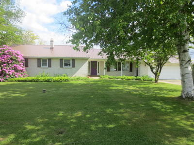 Single Family Home For Sale: 1307 Franklin Dr