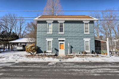 Single Family Home For Sale: 100 S 3rd St