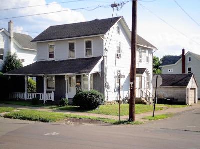 Berwick Multi Family Home For Sale: 367 N Vine St
