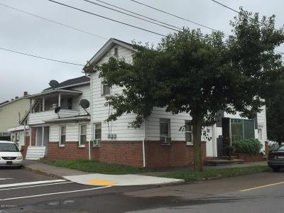 Danville Multi Family Home For Sale: 528 E Market St