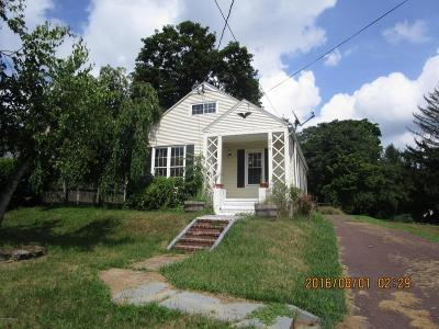 Single Family Home For Sale: 298 N Market Street
