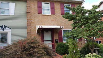 Bloomsburg PA Single Family Home Sold: $119,000