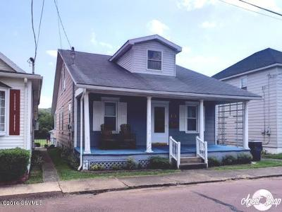 Single Family Home SOLD: 412 E 8th St