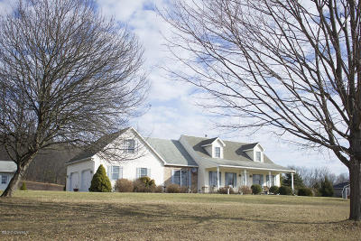 Danville Single Family Home For Sale: 260 Valley West Road