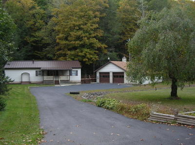 Catawissa PA Single Family Home For Sale: $89,900