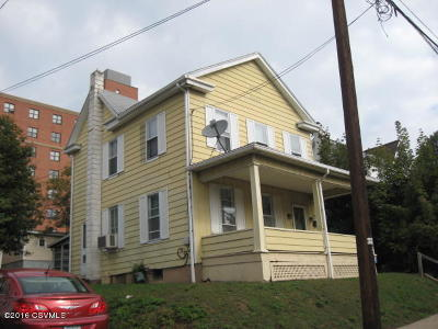 Bloomsburg Single Family Home For Sale: 453 E 3rd St