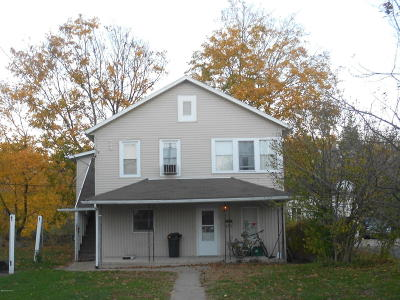 Bloomsburg Multi Family Home For Sale: 637 W Main St