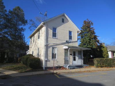 Single Family Home For Sale: 20 Church St