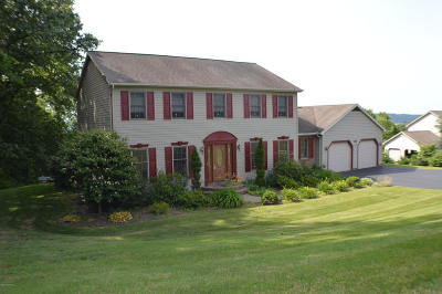 Bloomsburg Single Family Home For Sale: 68 Hunt Club Drive