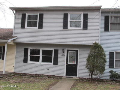 Bloomsburg Single Family Home For Sale: 31 Park Place