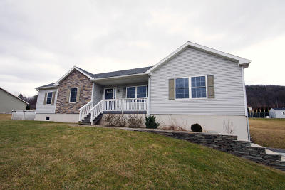 Bloomsburg PA Single Family Home Active Contingent: $239,900
