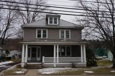 Single Family Home For Sale: 515 Main Street