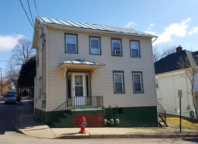 Bloomsburg PA Multi Family Home For Sale: $139,000
