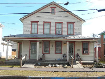 Benton Single Family Home For Sale: 35 Two And One Half Street