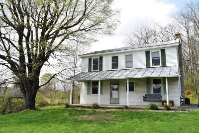 Orangeville PA Single Family Home For Sale: $119,900