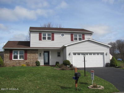Danville Single Family Home For Sale: 11 Cotswold
