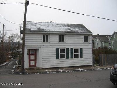 Danville Single Family Home For Sale: 308 Lower Mulberry St
