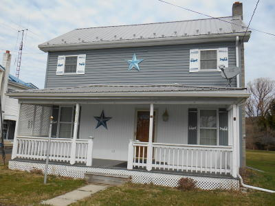 Single Family Home For Sale: 675 Market St.