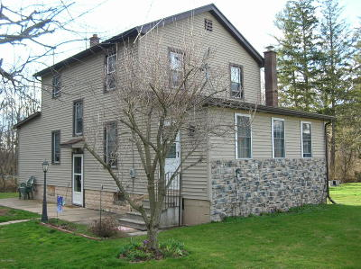 Elysburg PA Single Family Home For Sale: $84,900