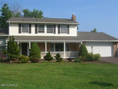 Danville Single Family Home For Sale: 10 Rosewood Ct