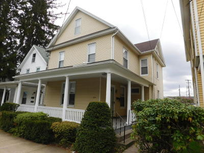 Bloomsburg Multi Family Home For Sale: 354 E 5th Street