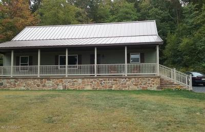 Single Family Home For Sale: 793 Bear Gap